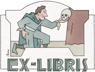 17 Ex libris Acteur