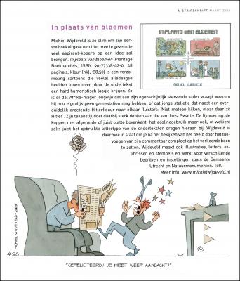 Recensie Stripschrift 2006