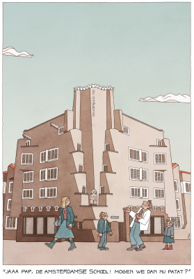 1-Amsterdamse-School-cartoon